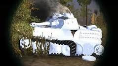 Мод: Белые трупы танков