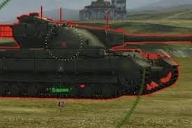 Чит на прицел world of tanks