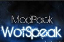 Сборка модов Wotspeak для World of tanks 0.9.19.02