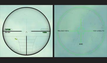Самый клевый снайперский прицел от 7serafim7 для WOT 0.9.19.0.2